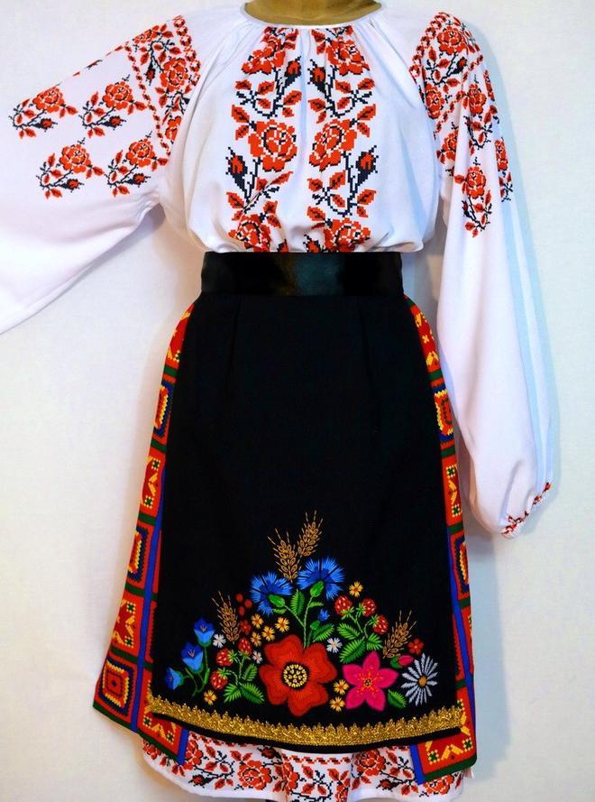костюмы украинского народа картинки заказ персонажей